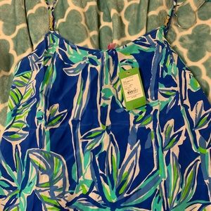 Lilly Pulitzer skye camisole bamboom